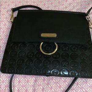 Black Nicole lee purse